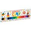 Toysmith Rainbow Clay (Set of 24)