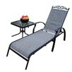 Oakland Living Cascade Chaise Lounge Amp Reviews Wayfair