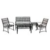 Oakland Living Noble 5 Piece Seating Group