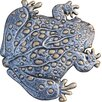 Bosch Frog Stepping Stone - Color: Antique Pewter - Darby Home Co Garden Statues and Outdoor Accents