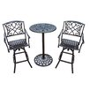 Oakland Living Grace 3 Piece Bar Set