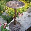 American Eagle Birdbath - Color: Antique Bronze - Oakland Living Bird Baths