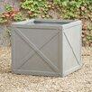 Fiberclay Cube Concrete Planter Box - Napa Home & Garden Planters