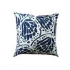 Balanced Design Wings Cotton Throw Pillow
