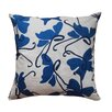 Balanced Design Butterfly Throw Pillow