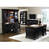 Liberty Furniture St. Ives 5-Piece Standard Desk Office Suite