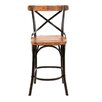 "Yosemite Home Decor 26"" Bar Stool"