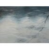 Yosemite Home Decor Revealed Artwork Lonely Branch Painting Print on Wrapped Canvas