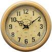 """Yosemite Home Decor 16"""" Wall Clock"""