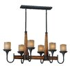Vaxcel Meritage 6 Light Pendant