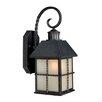 Vaxcel Savannah 1 Light Outdoor Wall Lantern