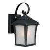 Vaxcel Boardwalk 1 Light Outdoor Wall Lantern