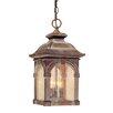 Vaxcel Essex 3 Light Outdoor Hanging Lantern