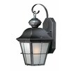 Vaxcel New Haven 1 Light Outdoor Wall Lantern