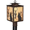 Vaxcel Calexico 1 Light Outdoor Post Light