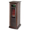 Lifesmart Lifelux 1500 Watts Air Commander All Season Infrared Wood Infrared Tower Heater and Fan with Remote