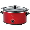 Betty Crocker 5 Qt. Oval Slow Cooker with Travel Bag