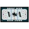 Wincraft, Inc. NHL San Jose Sharks Doormat