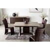 Diamond Sofa Studio Extendable Dining Table