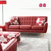 Diamond Sofa Scarlett Solid Sofa