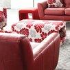 Diamond Sofa Scarlett Rectangular Ottoman