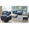 Diamond Sofa Magnetic Living Room Collection