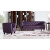 Diamond Sofa Bellini Living Room Collection