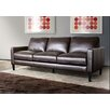 Diamond Sofa Omega Full Leather Sofa