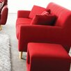 Diamond Sofa Scarlett Solid Loveseat