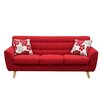 Diamond Sofa Scarlett Solid Sofa