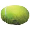 Dogzzzz Round Tennis Ball Dog Pillow
