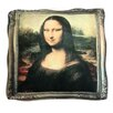 Dogzzzz Rectangle Classic Art Dog Pillow