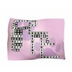 Dogzzzz Rectangle Crossword Puzzle Dog Pillow