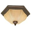 Nuvo Lighting Normandy Flush Mount