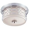 Nuvo Lighting Harlow 2 Light Flush Mount