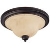 Nuvo Lighting Anastasia Flush Mount