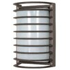 Nuvo Lighting Arley 1 Light Outdoor Bulkhead Light
