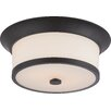 Nuvo Lighting Mobili 2 Light Flush Mount