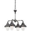 Nuvo Lighting Sutton 4 Light Chandelier