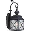 Nuvo Lighting Wingate 1 Light Outdoor Wall Lantern