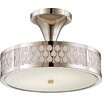 Nuvo Lighting Raindrop 2 Light Flush Mount