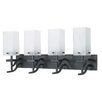 Nuvo Lighting Cubica 4 Light Vanity Light
