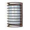 Nuvo Lighting Cage 1 Light Outdoor Bulkhead Light