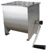 Weston 20lb Capacity Stainless Steel Manual Mixer