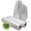 "Weston 8"" x 11' Vacuum Sealer Roll (Set of 3)"