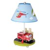 "Guidecraft Moving All Around 19"" H Table Lamp with Empire Shade"
