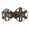 Varaluz Reel 2 Light Wall Sconce