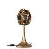 "Varaluz Fascination 18.25"" H Table Lamp with Novelty Shade"