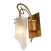 Varaluz Soho 1 Light Recycled Bath Light