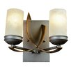 Varaluz Aizen Recycled 2 Light Bath Vanity Light